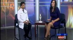 Dr. Ali Dalal Discusses Conformis Knee Replacement Surgery on KOLD News 13